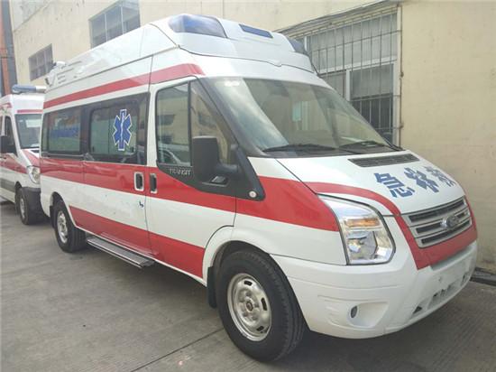 母婴监护型救护车