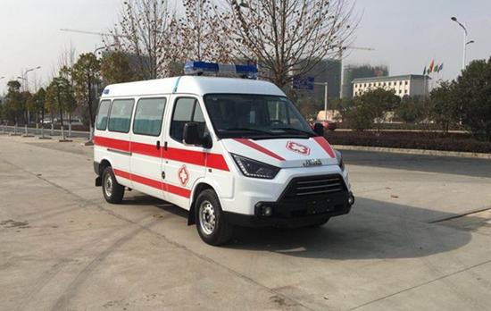 江铃特顺救护车(长轴)
