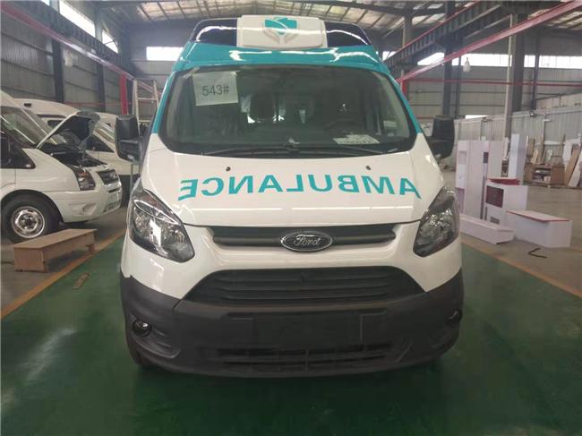 江铃V362救护车(外贸出口)