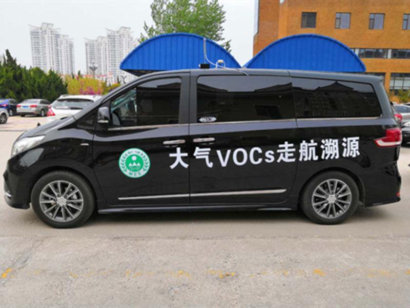 SUV/MPV环境监测车