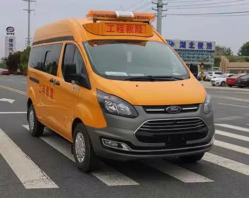 江铃福特V362应急抢险车