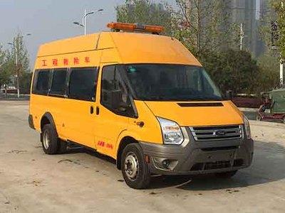 江铃福特V348救险车