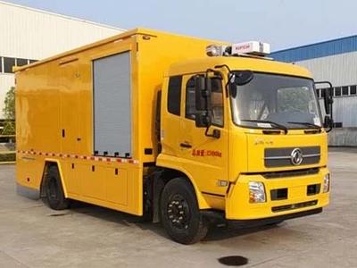 600KW电源车