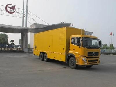 400KW电源车