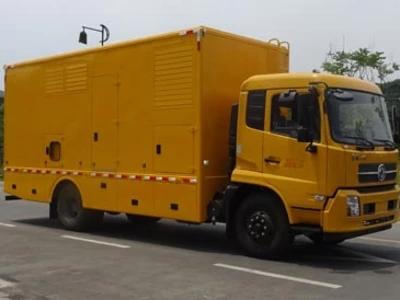 200KW电源车