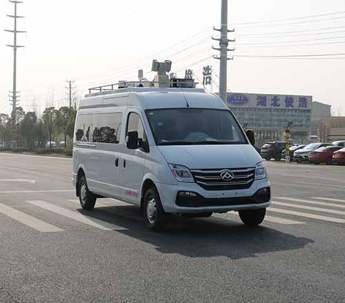 多士星牌JHW5040XZH型指挥车
